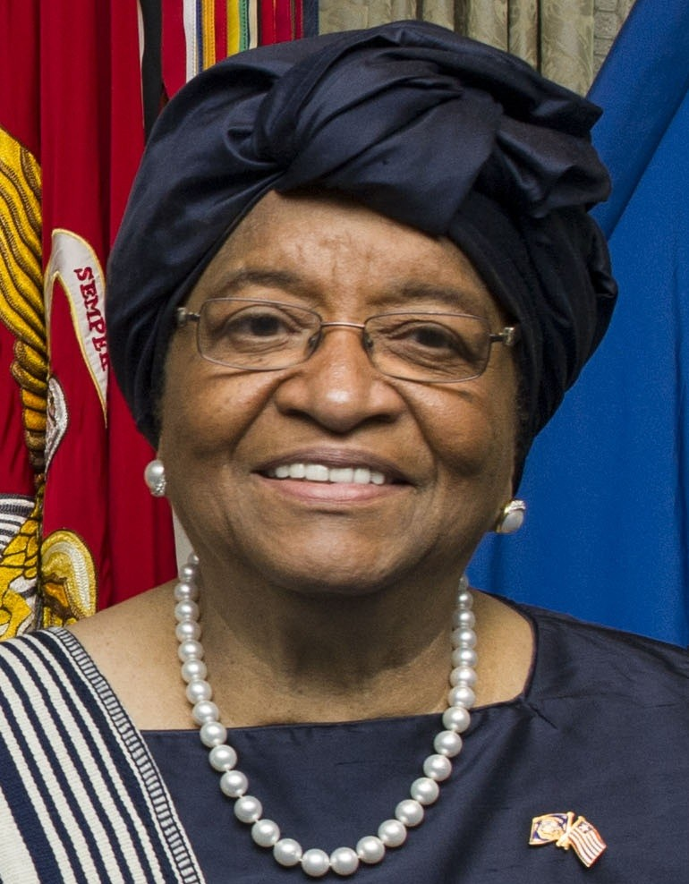 Picture of Ellen Johnson Sirleaf