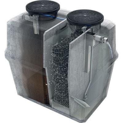 Micro-station d'épuration Oxyfix®