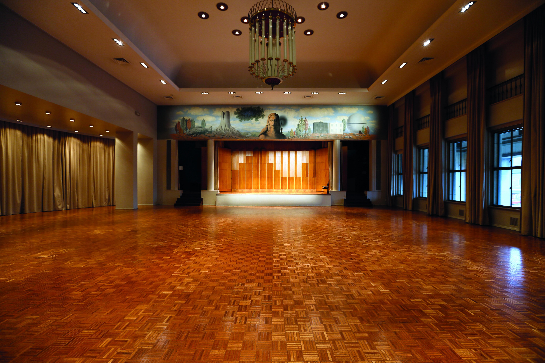 PBA salle de Congrès