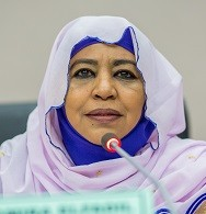 Photo of Amira Mohammed El Fadil