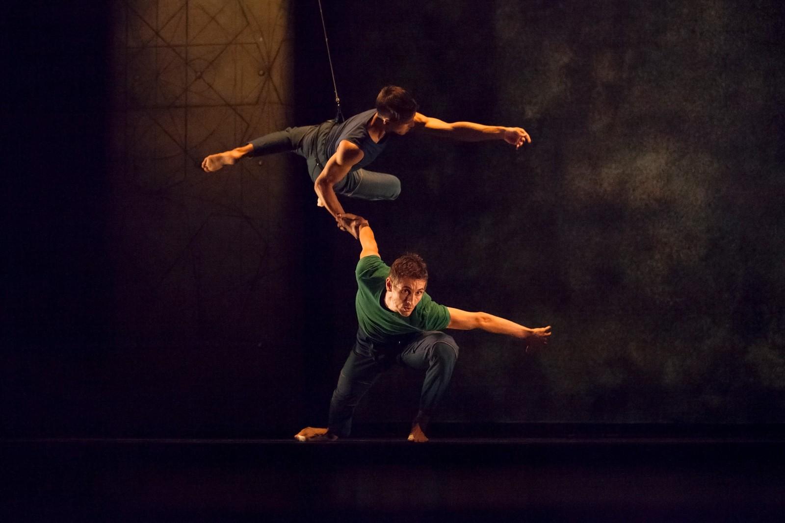 Danse focus Mourad Merzouki : Vertikal