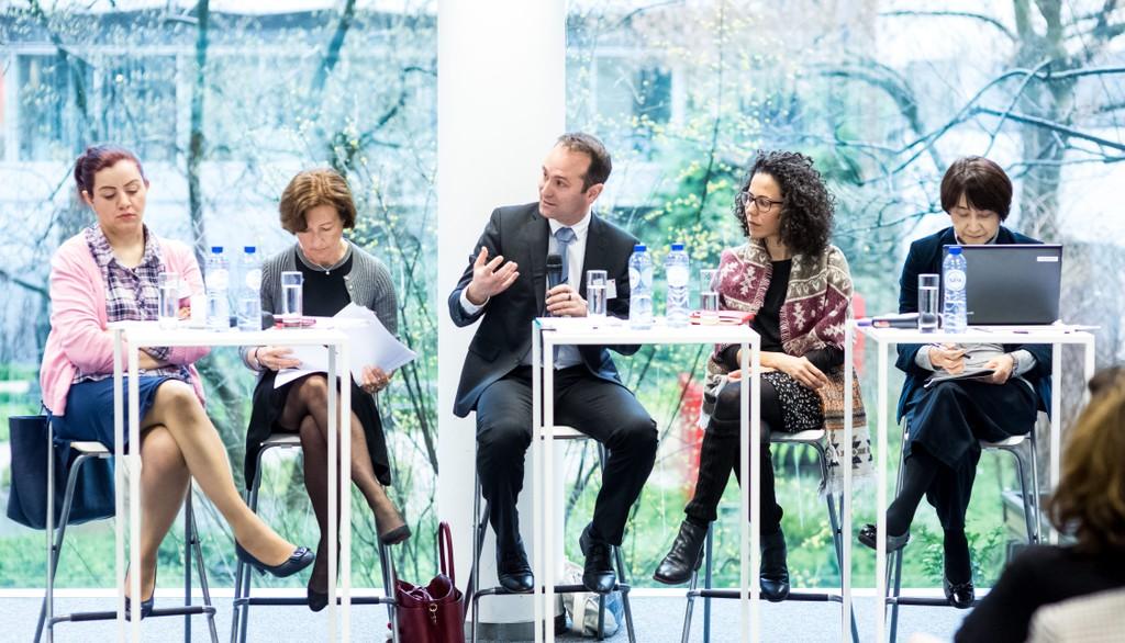 Women and the new humanitarian agenda