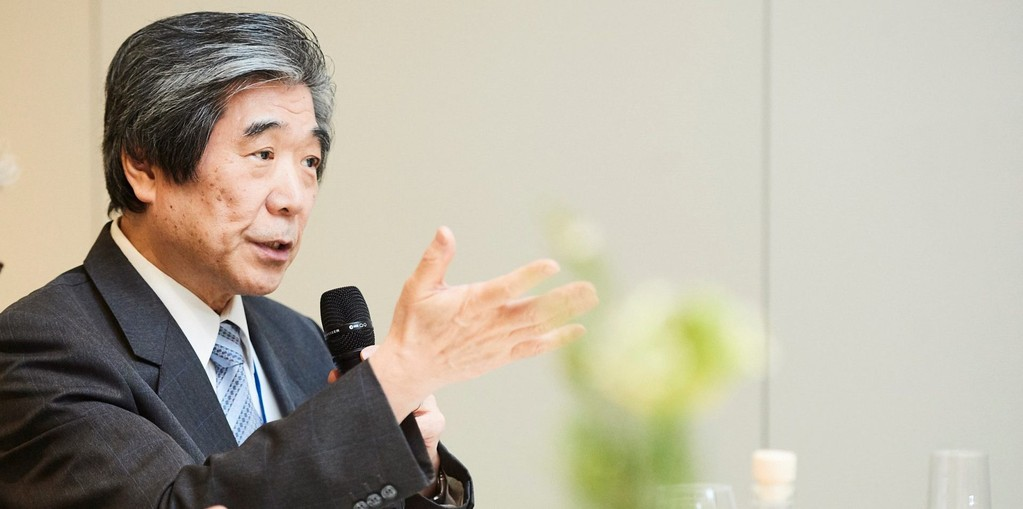 Strategic conversation with Kazuo Kodama, Japanese Ambassador to the EU