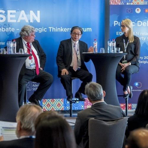 EU-ASEAN relations: The next forty years — SESSION II