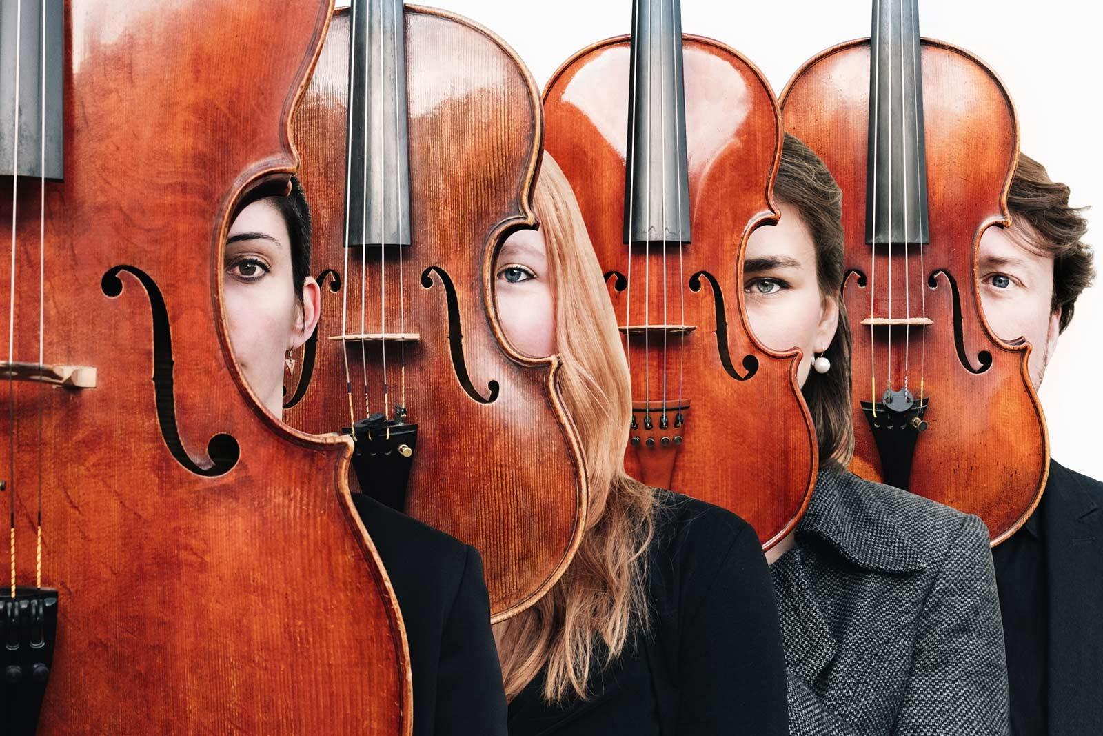 Quatuor Amon/Ars musica