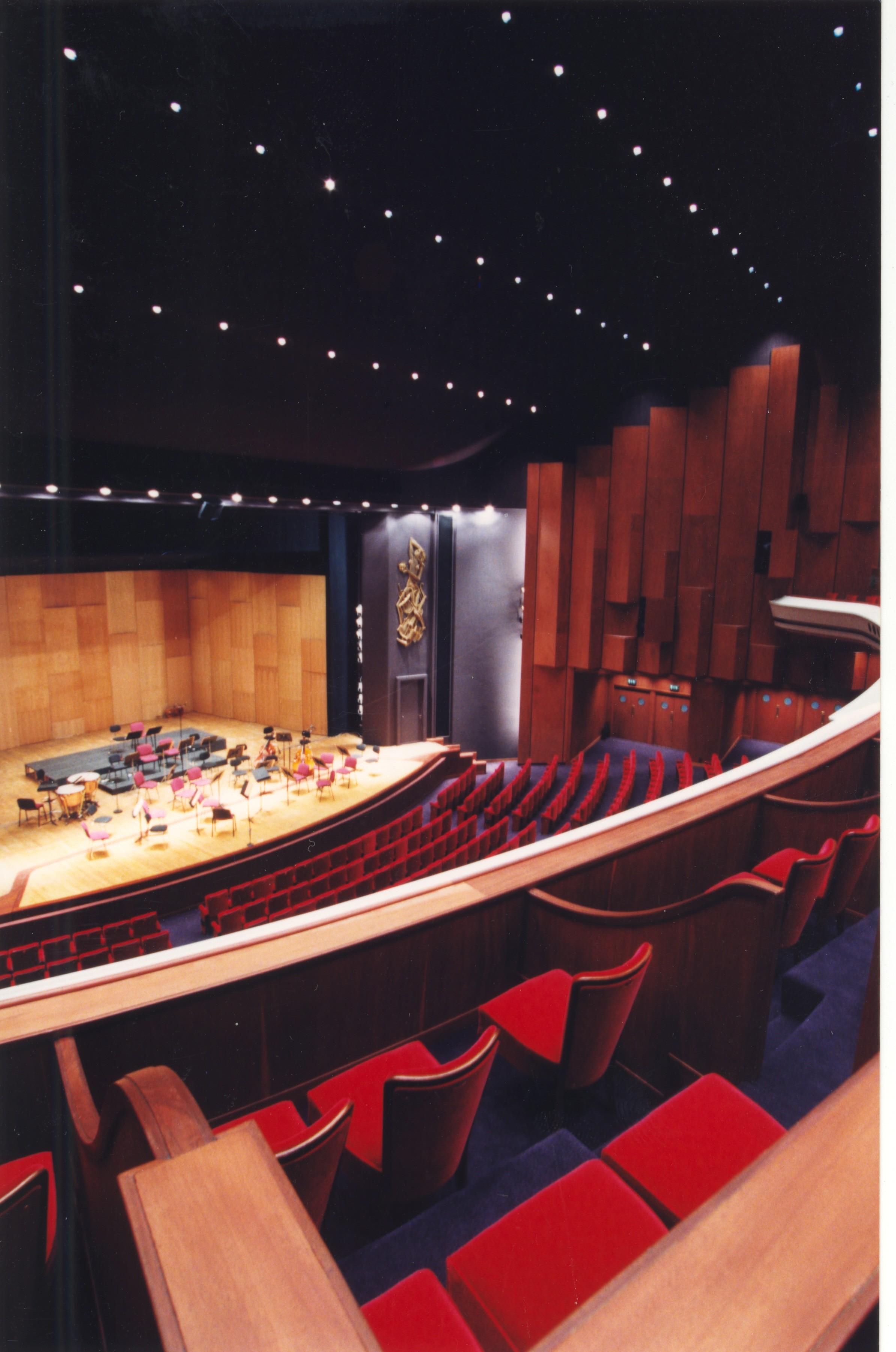 PBA Grande salle concert de musique classique