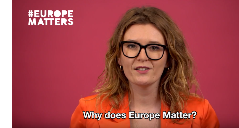 European Young Leaders: Why Europe Matters (5/5)