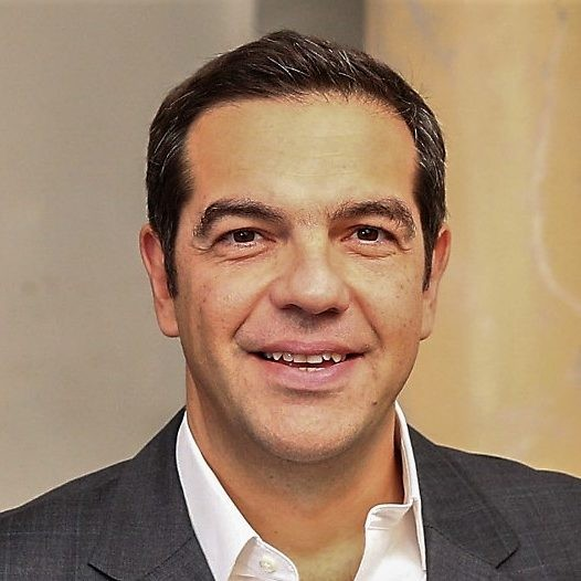 Photo of Alexis Tsipras