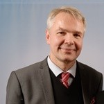 Photo of Pekka Haavisto