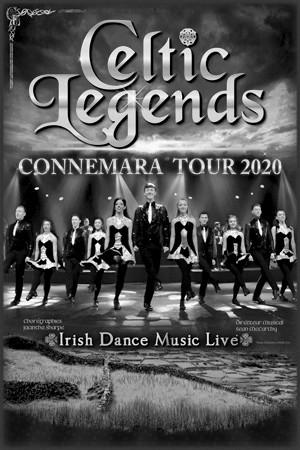 Celtic Legends 2020 Palais des Beaux-Arts de Charleroi
