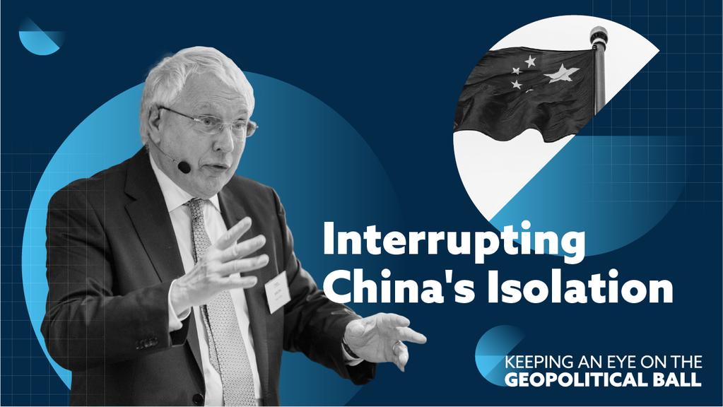 Interrupting China's Isolation