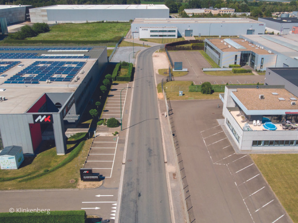 DC Microgrid in Herstal