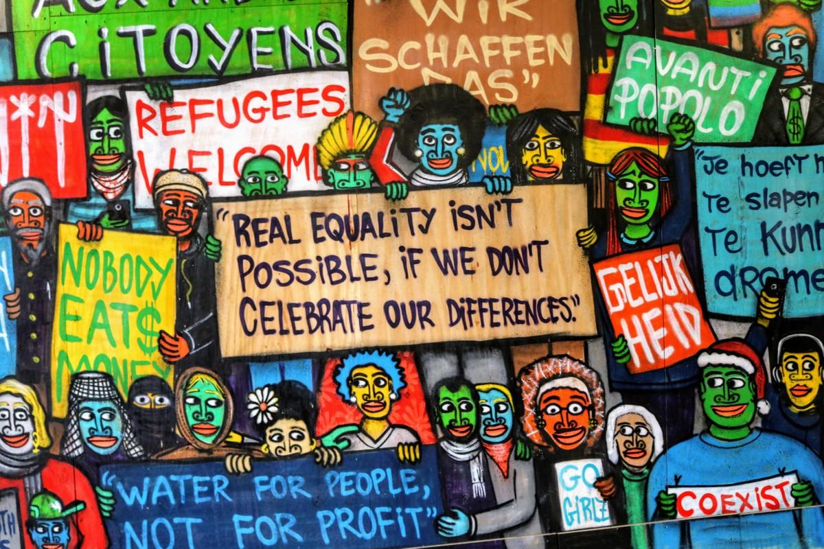 Refugee integration through inclusion