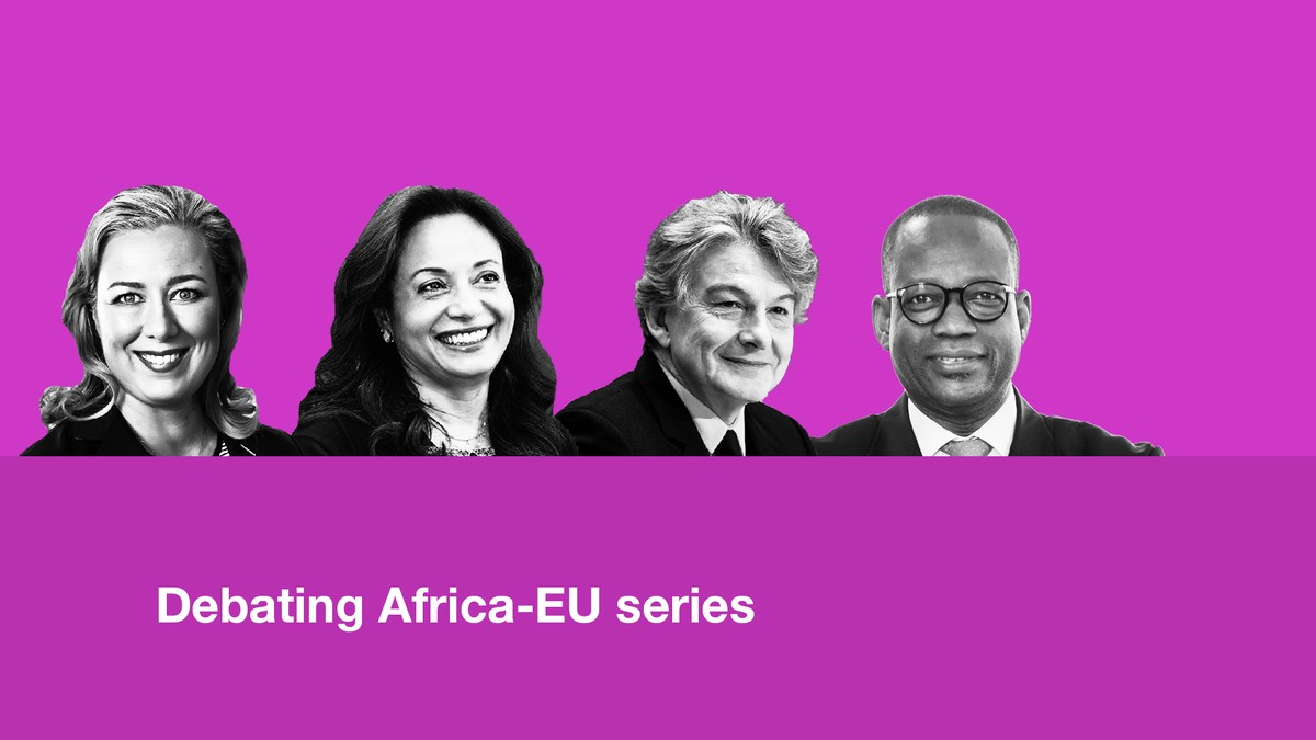 A new era of digital cooperation: embracing Africa and Europe's 4th Industrial Revolution