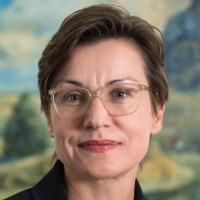 Photo of Mirjana Spoljaric-Egger