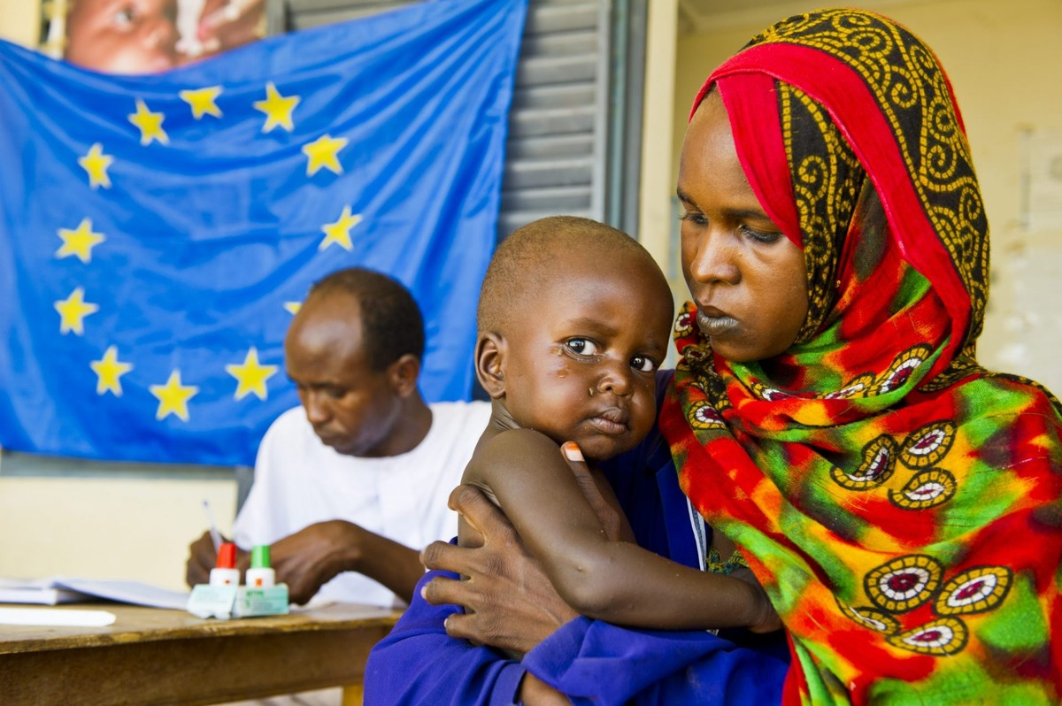 Crossing the wilderness: Europe and the Sahel