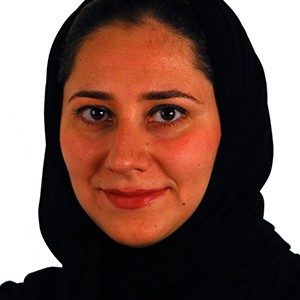 Photo of Lina	Almaeena