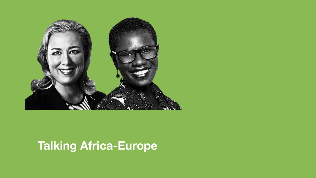 Launch of the Talking Africa-Europe Series 2021 — Localising the Africa-Europe Partnership
