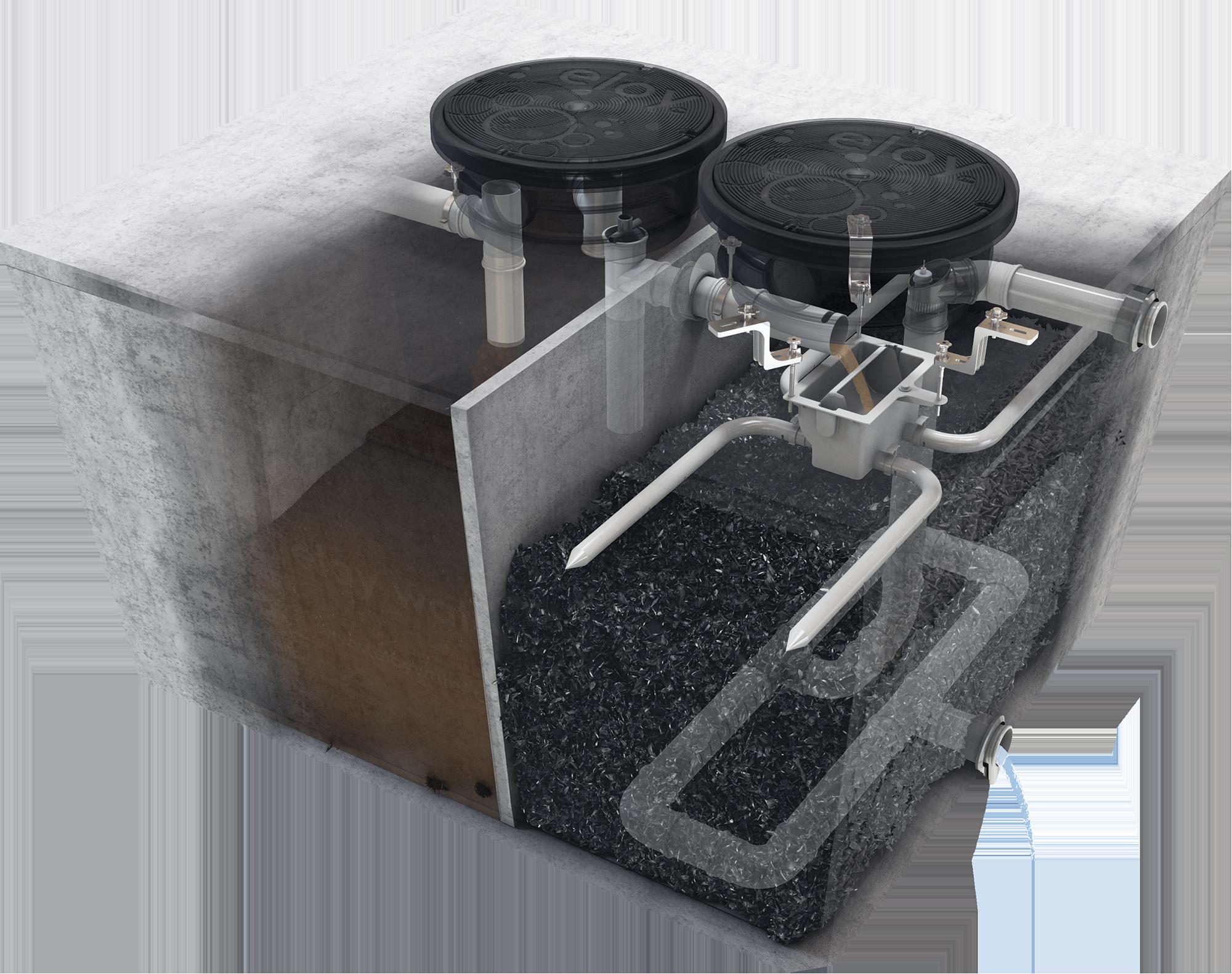 Filtre compact X-Perco