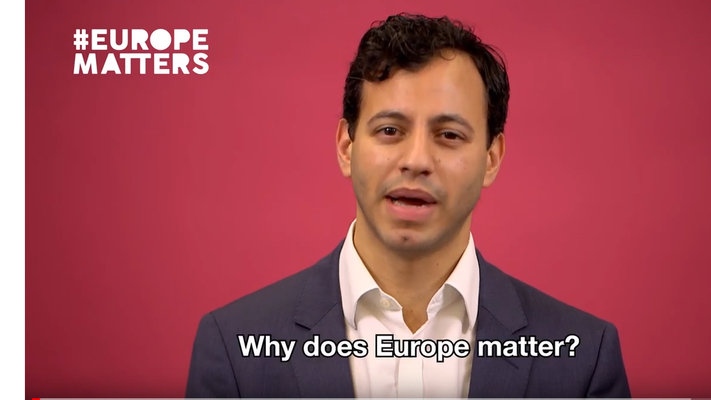 European Young Leaders: Why Europe Matters (2/5)