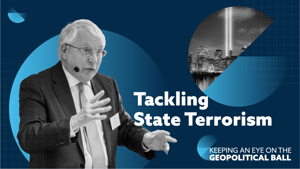 Tackling State Terrorism - Keeping an Eye on the Geopolitical Ball