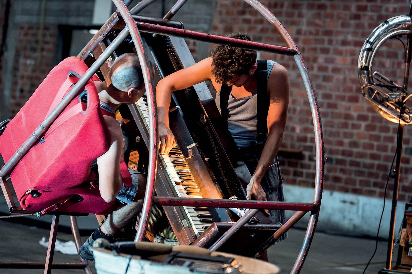 Ramkoers festival charleroi bis-arts 2018