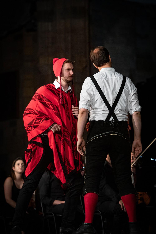 Candide comic operetta