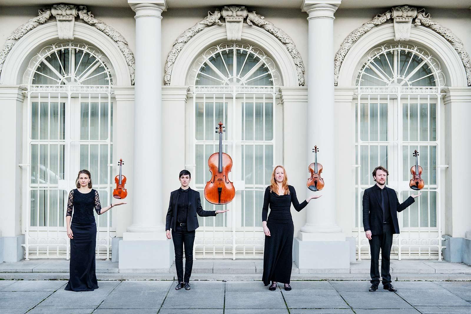 Quatuor Amon/Ars musica 2