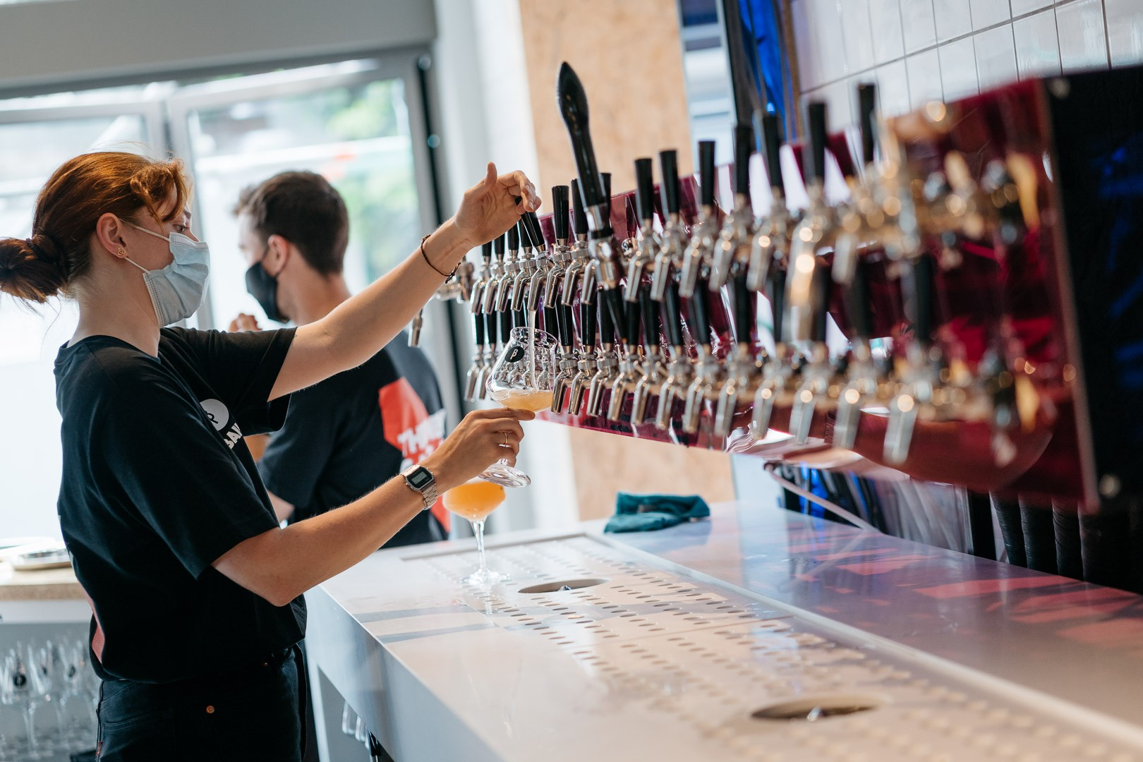 Picture of our 30 taps