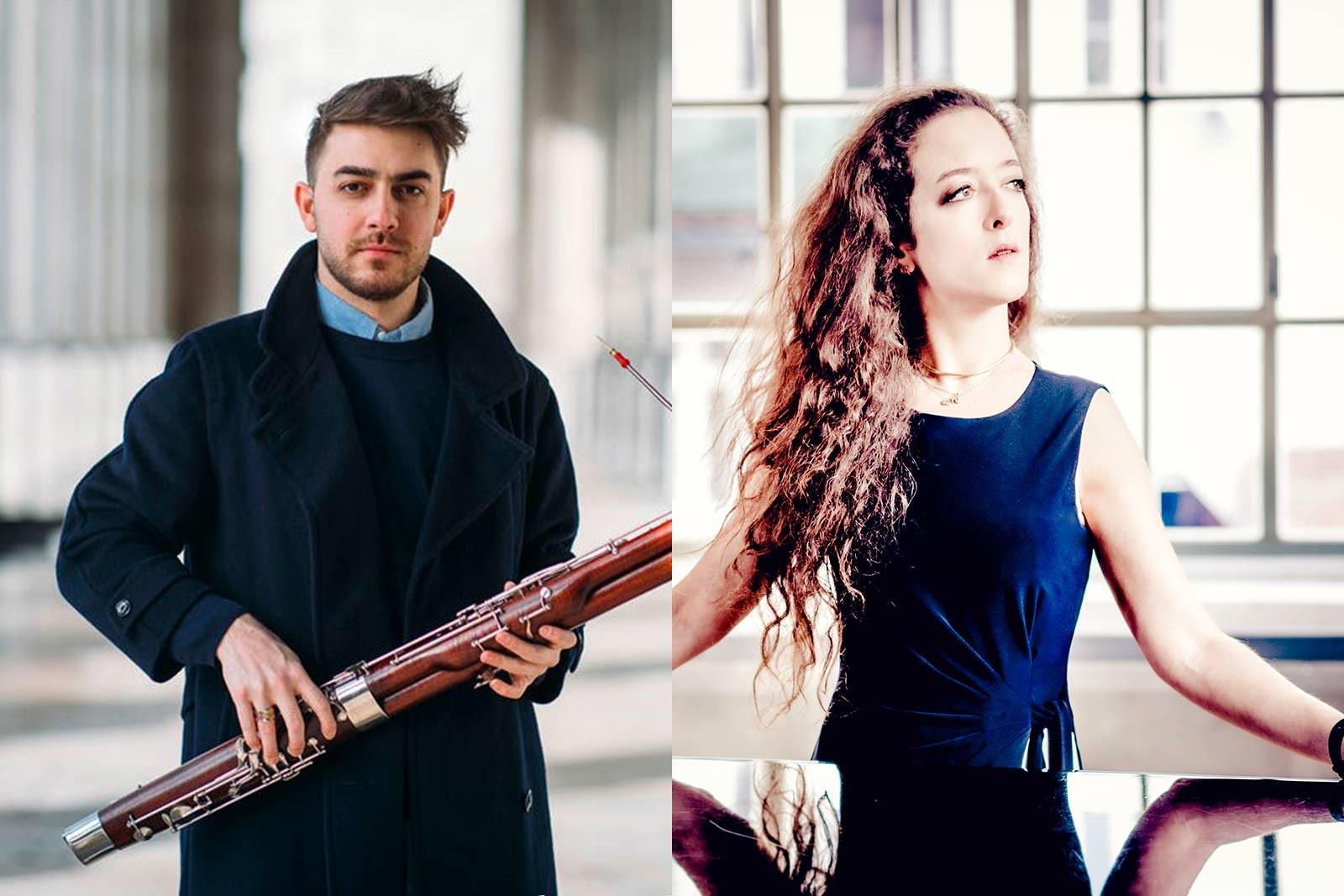 Mavroudes Troullos et Lily Maisky