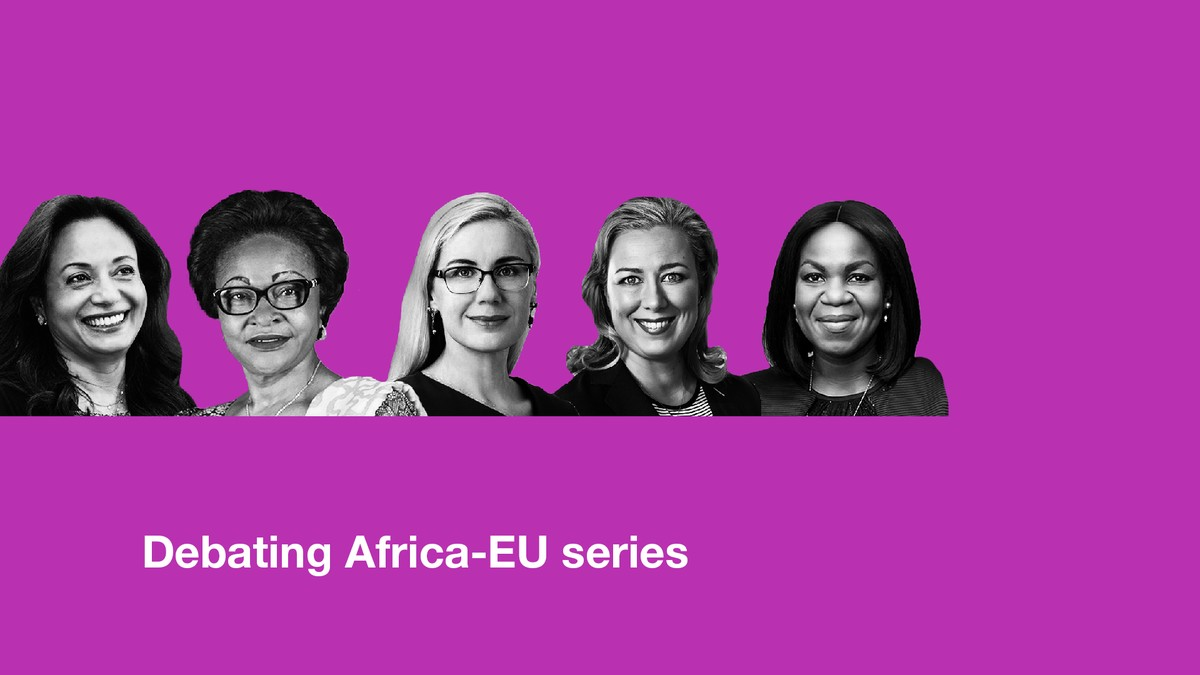 Creating a mutually beneficial partnership for Africa-Europe: Building a greener and fairer future