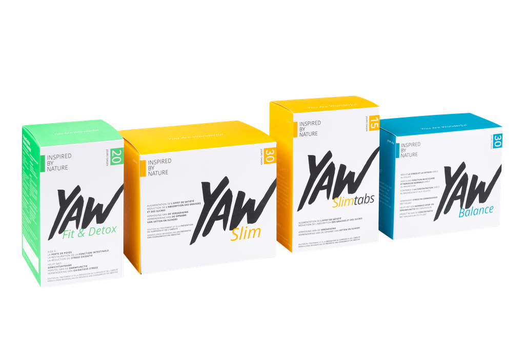 YAW range well-being solutions