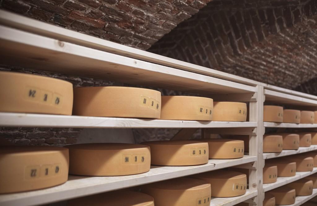 cave Abbaye du Val-Dieu affinage de fromage Excellence Journée du Patrimoine 2019