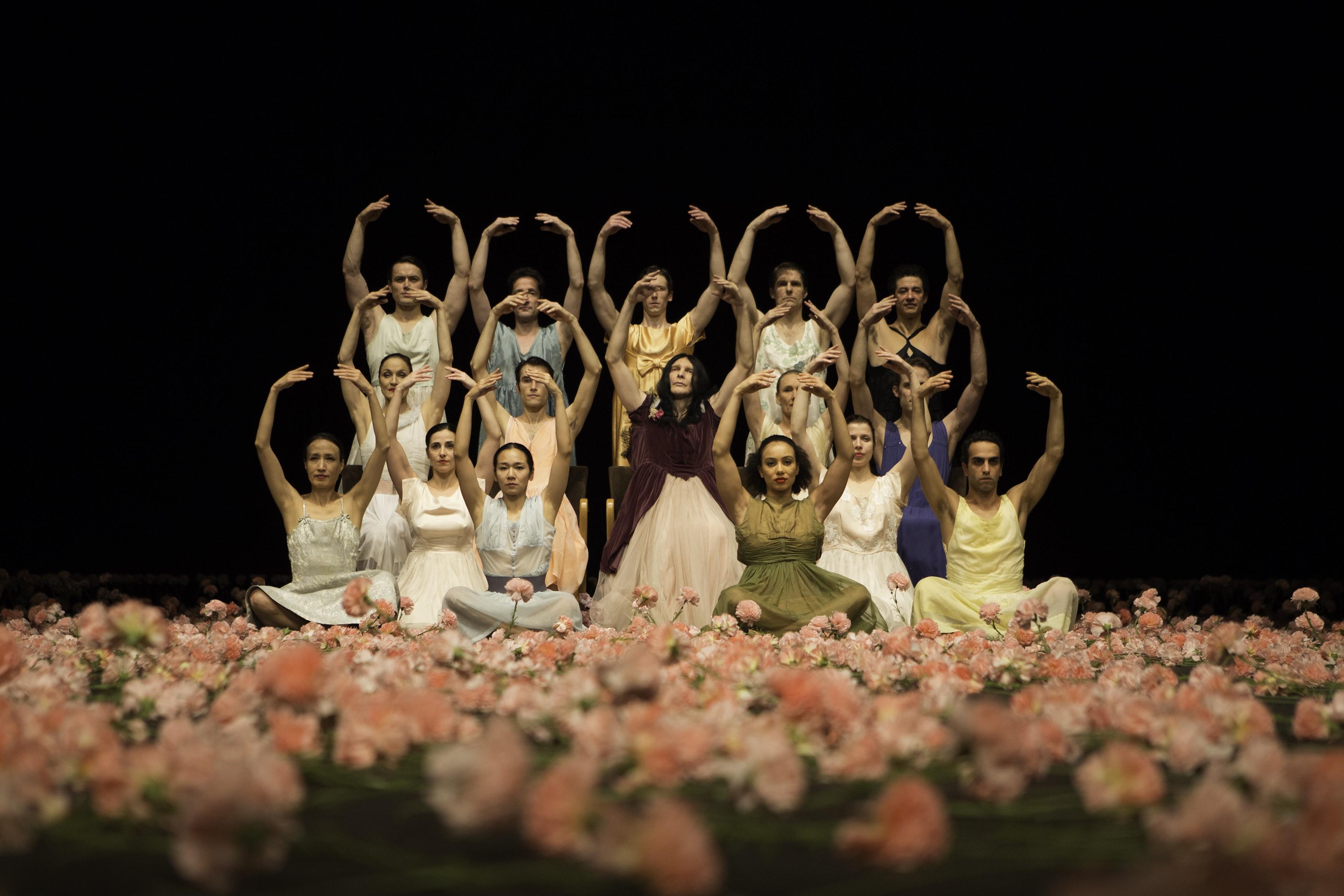 Danse Nelken 5 6 et 7 décembre au pba