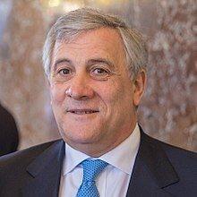Photo of Antonio Tajani