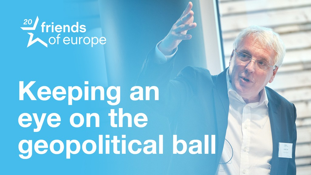 Keeping an Eye on the Geopolitical Ball: Understanding the US and Europe