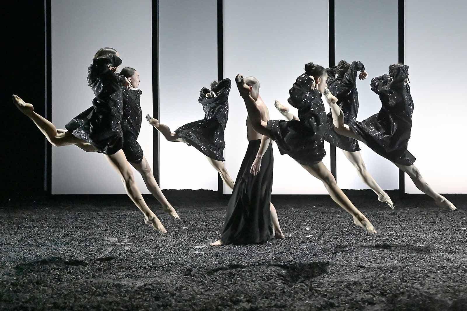 Winterreise (danse) 1