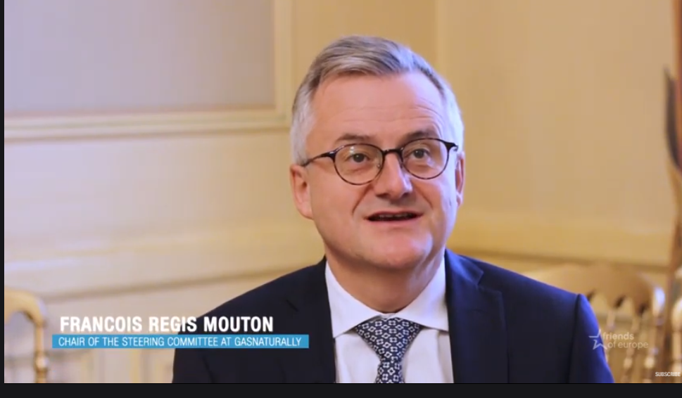 Can gas support a low carbon future? Francois Regis Mouton answers
