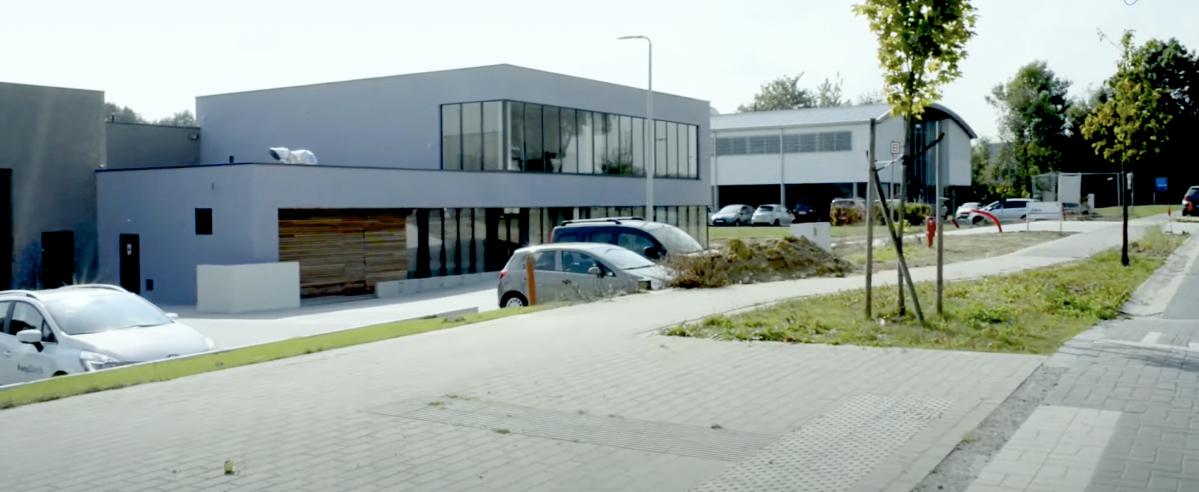 Jema Belgium - Building