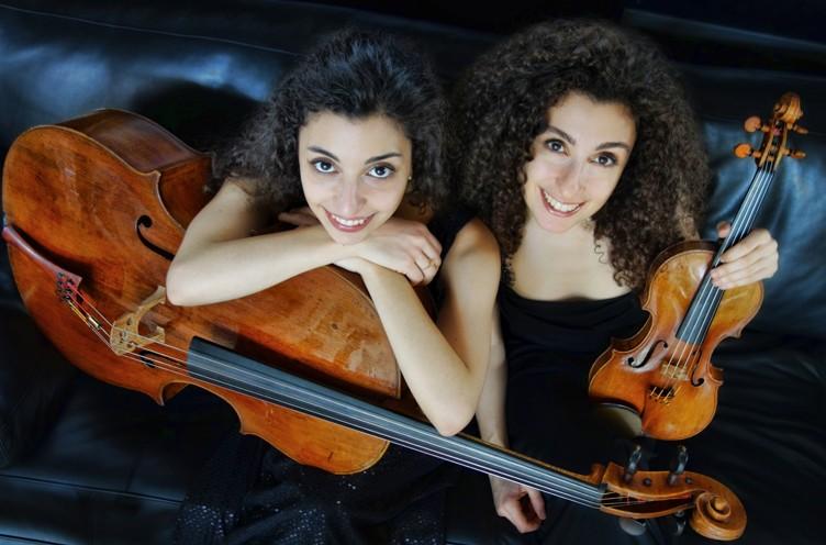 Concert midi Soeurs Siranossian