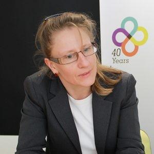 Photo of Catherine Woollard