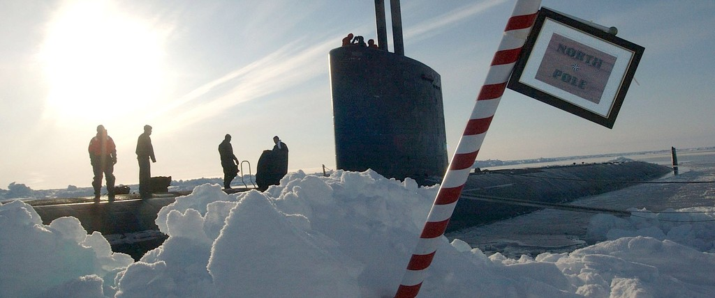 The Arctic and European Security