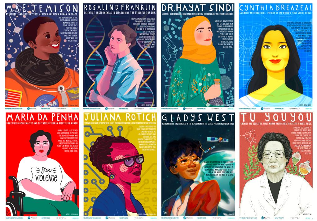 It's not rocket science – closing the gender gap in STEM