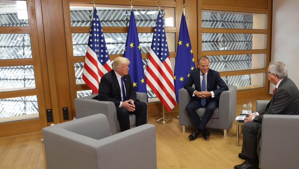 Transatlantic defence cooperation in the Trump era