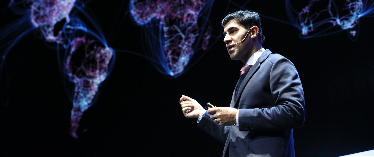 Strategic conversation with Parag Khanna, Author of 'The future is Asian'