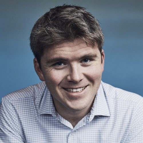 Photo of John Collison