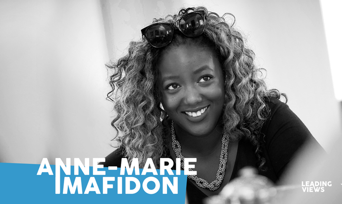 Stemettes' Anne-Marie Imafidon on inspiring girls to get into STEM & breaking gender stereotypes
