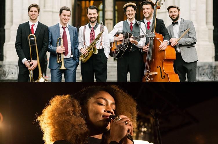 Jazz God save the swing