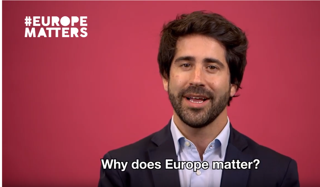 European Young Leaders: Why Europe Matters (1/5)