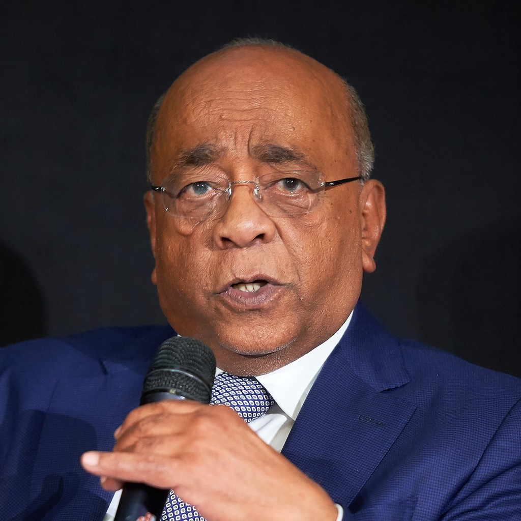 Photo of Mo Ibrahim